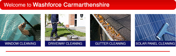 Carmarthenshire Cleaning Services