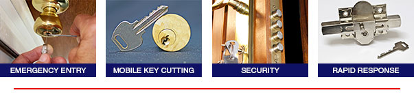 Locksmith Services in Bishop Auckland